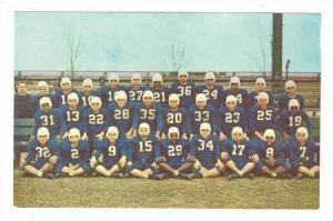 Group Photo, Football Team, Boys Town, NE, 40-60s