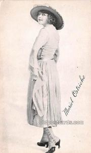 Muriel Ostriche, moxie Girl Movie Star Actor Actress Film Star Postcard, Old ...