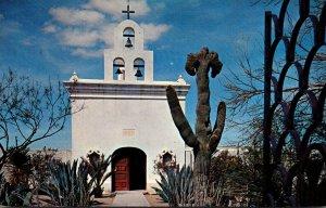 Arizona Tucson Mission San Xavier Del Bac Mortuary Chapel
