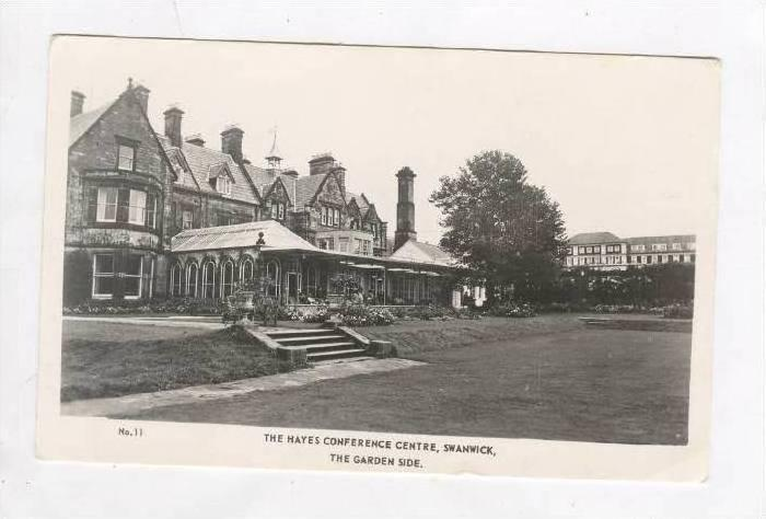RP, The Hayes Conference Centre, The Garden Side, Swanwick (Derbyshire), Engl...