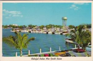 Florida Fort Lauderdale Bahia Mar Yacht Basin 1963