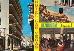 Spain Benidorm Hotel Las Vegas