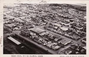 RP : Aerial View #5, DAWSON CREEK , B.C. , Canada , 1952