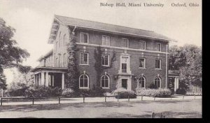 Ohio Oxford Bishop Hall Miami University Albertype