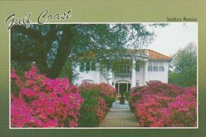 Southern Mansion Along The Gulf Coast Ocean Springs Mississippi
