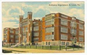 McKinley High School, St. Louis, Missouri, 00-10s