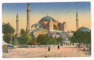 Sainte Sophie, Constantinople, Turkey, 1900-10s