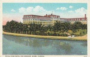 MIAMI  , Florida , 1910s ; Royal Palm Hotel & Grounds