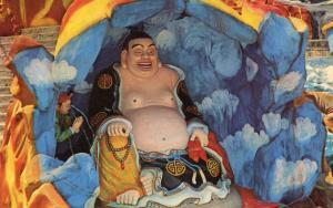 Thailand -  Tiger Balm Garden, Great Buddha