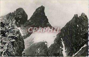 Postcard Modern Surroundings of Valloire (Savoy) The Needles of Arves