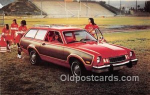 1978 Pinto Wagon Auto, Car Unused