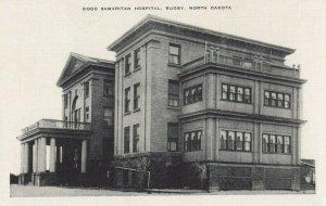 RUGBY , North Dakota ,1900-10s ; Good Samaritan Hospital