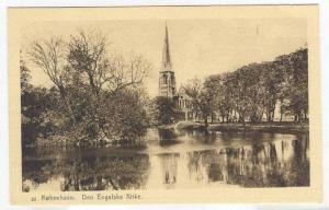Den Engelske Kirke, København, Denmark, 1900-1910s