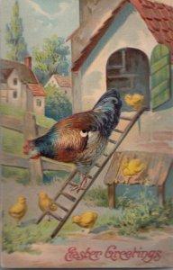EASTER ; Chicken Squeaker , 00-10s