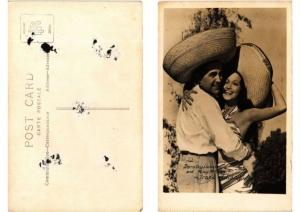 CPA AK Dorothy Lamour and Ray Milland in Tropic Holiday FILM STAR (554041)