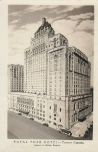 TORONTO , Ontario , Canada , 1930-40s ; Royal York Hotel