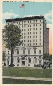 NEWARK  , New Jersey , 1910s ; Newark Athletic Club