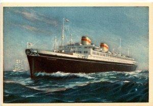Gdynia America Line - MS Pilsudski