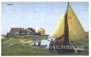 Marken Netherlands 1929 Missing Stamp