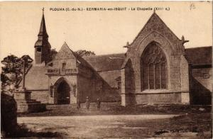 CPA PERROS-GUIREC - KERMARIA-en-ISQUIT - La Chapelle (381947)