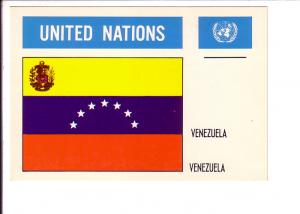 Venezuela, Flag, United Nations,