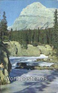 Mt Stephen, Kicking Horse River Canadian Rockies Canada Unused