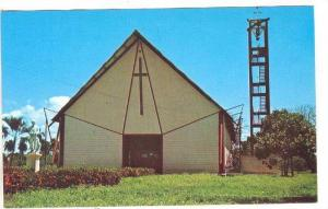 Santo Domingo Savio Church, La Vega, Dominican Republic, 1940-1960s