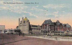 New Jersey Atlantic City The Marlborough Blenheim 1915