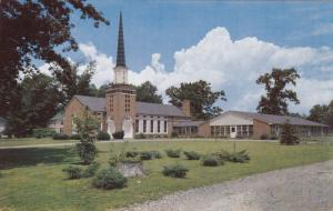 Brevard-Davidson River Presbyterian Church, BREVARD, North Carolina, 40-60's