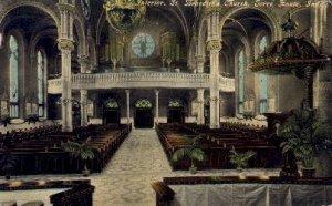 St. Benedict's Church - Terre Haute, Indiana IN
