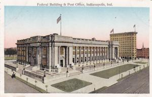 Indiana Indianapolis Federal Building & Post Office