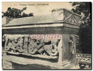 Old Postcard Roman Tomb Antioch