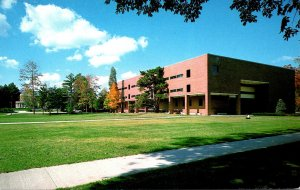 Massachusetts Williamstown Baxter Hall Sawyer Library Williams College