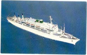 Brasil & Argentina Cruise Ship, Moore-McCormack Lines