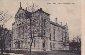 Indiana Indianapolis Roberts Park Church