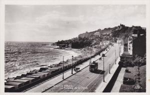 RP: LE HAVRE, Seine Maritime, France, 1920-40s ; La Falaise de la Heve