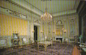 Washington D C Gold Drawing Room International Eastern Star Temple