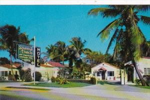 Florida Riviera Beach Spanish Courts