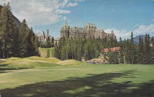 Golf Course , Beronial Bannf Springs Hotel, Alberta , Canada,  PU-1968