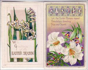 3 - Easter Cards with Lilies