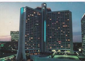 Georgia Atlanta The Atlanta Hilton and Towers 1985