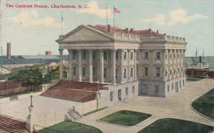 CHARLESTON, South Carolina, 1900-1910's; The Custom House