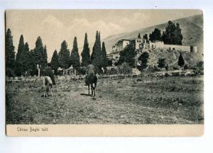 193184 IRAN Persia SHIRAZ Baghi Vintage undivided postcard