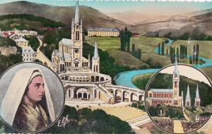 France Souvenir de Notre Dame de Lourdes
