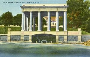 MA - Plymouth, Plymouth Rock