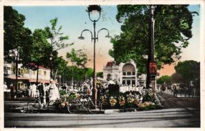 CPA Vietnam Indochine COCHINCHINE Saïgon - Place Francis Garnier (62672)