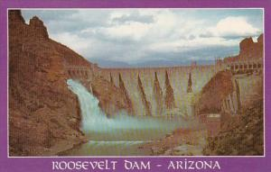 Arizona The Roosevelt Dam