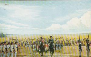 Virginia The Surrender At Yorktown In 1781