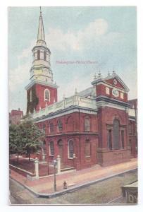 Christ Church Philadelphia PA ca 1910