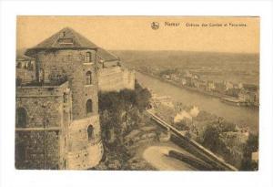 Namur , Belgium, 00-10s   Chateau des Comtes et Panorama